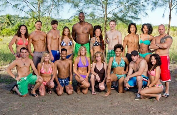 Survivor: Cagayan is the first in the show's history to divide the castaways into tribes based on their beauty, brains and brawn.