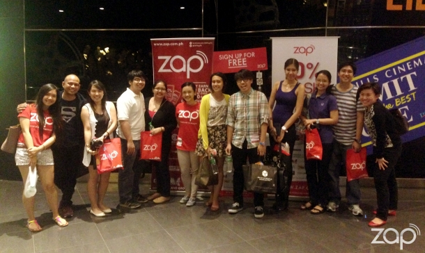 Zap Crawl in Greenhills