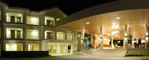 fairways and bluewater hotel lobby