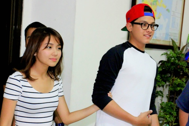 Kathryn Bernardo and Daniel Padilla 2014