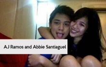 AJ Ramos and Abbie Santiaguell scandal