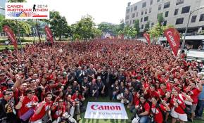 City Snappers in full force for Canon PhotoMarathon
