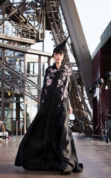 Model Jessica Minh Anh