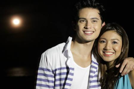 James Reid and Nadine Lustre 2015