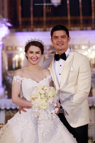 DongYan: Just married!