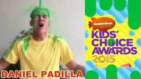 No Nickelodeon blimp for DanielPadilla