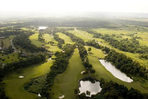 Sta. Elena Golf Club in Laguna