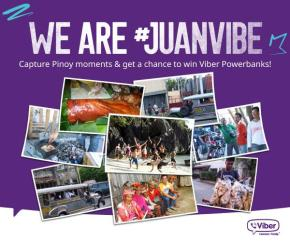 #JuanVibe is the new 'Gimik ng Bayan'