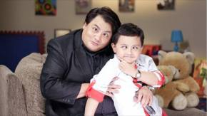 Niño Muhlach says he is not a stage father