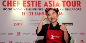 Young kitchen prodigy toursAsia