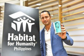 Derek Ramsay lends hand to meaningfulcause