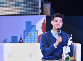 Mario Maurer's exciting new role