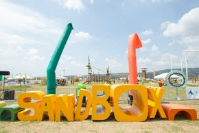 Sandy holidays atSandBox