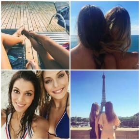 HOW TRUE #MissUniverse Iris Mittenaere is openly gay?