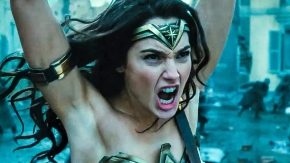 Everybody is talking about 'Wonder Woman'
