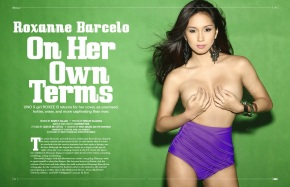 A second look at Roxanne Barcelo