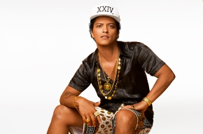Bruno on the floor: The singer-songwriter is coming to Manila