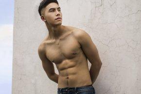 Tony Labrusca: Rookie Stars' AlphaMale