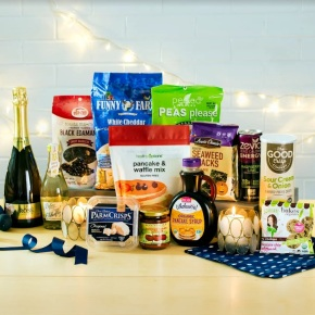 Healthy Options unveils holiday gift boxes